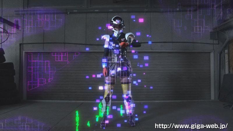 電脳特捜インスペクターG ~裏切りの電脳ネットワーク~001