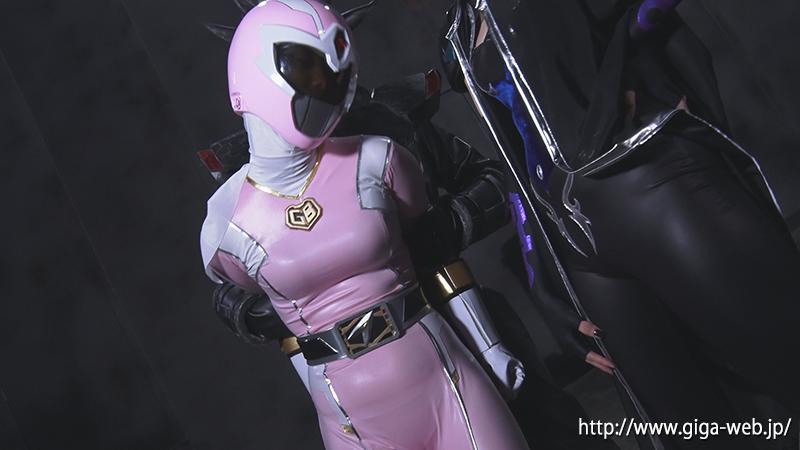 ヒロイン討伐Vol.96 銀河戦隊バトレンジャー バトピンク004