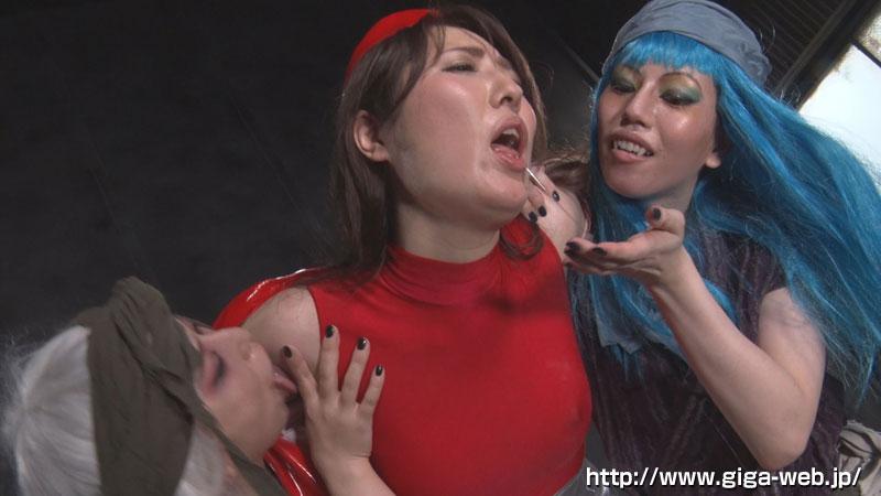 アートガーディアン澪VS妖怪ナメンバ007
