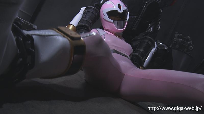 ヒロイン討伐Vol.96 銀河戦隊バトレンジャー バトピンク007