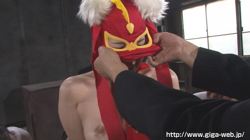 ヒロインドキュメント セクシー仮面編008