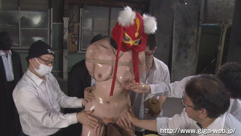 ヒロインドキュメント セクシー仮面編009