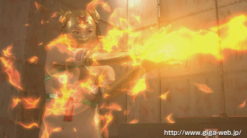 包包戦女!パオパオレディー ~Dr.インギンの野望 現れたチン・ポーコー!~009