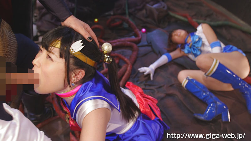 美聖女戦士セーラープリズムagain ~魔触壺地獄~009