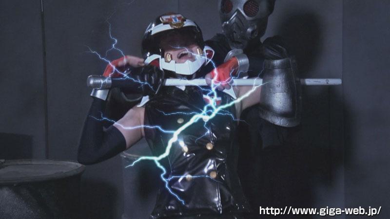 電脳特捜インスペクターG ~裏切りの電脳ネットワーク~010