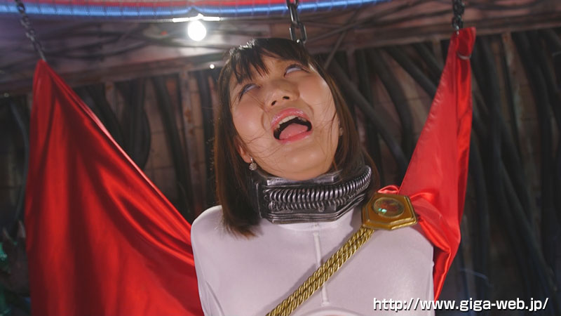 ヒロイン生殺し 鋼鉄の乙女 パワーウーマン011