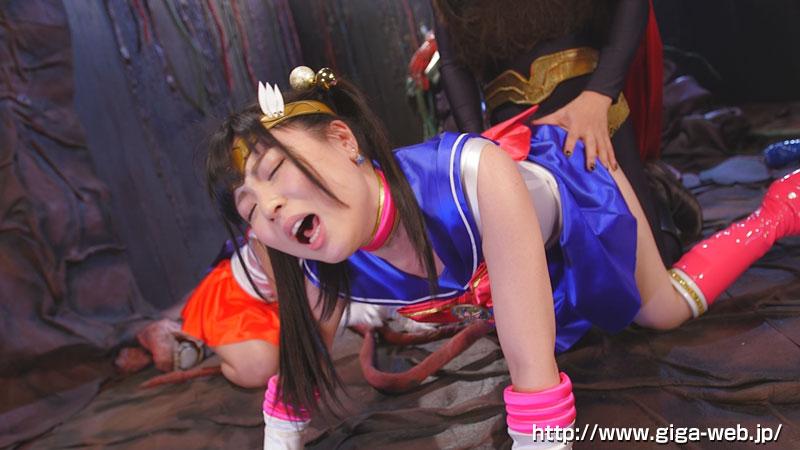 美聖女戦士セーラープリズムagain ~魔触壺地獄~011