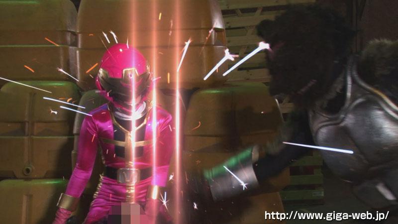 ヒロインハンティング ~星海戦隊カイザーファイブ 悪に狩られたカイザーピンク~012