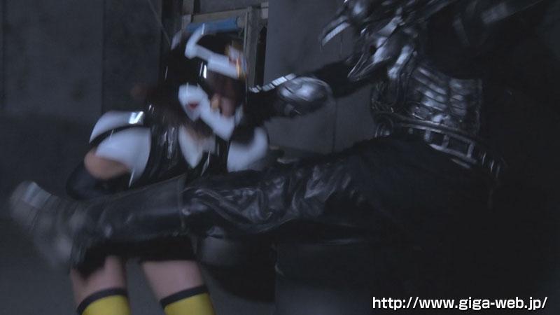 電脳特捜インスペクターG ~裏切りの電脳ネットワーク~014