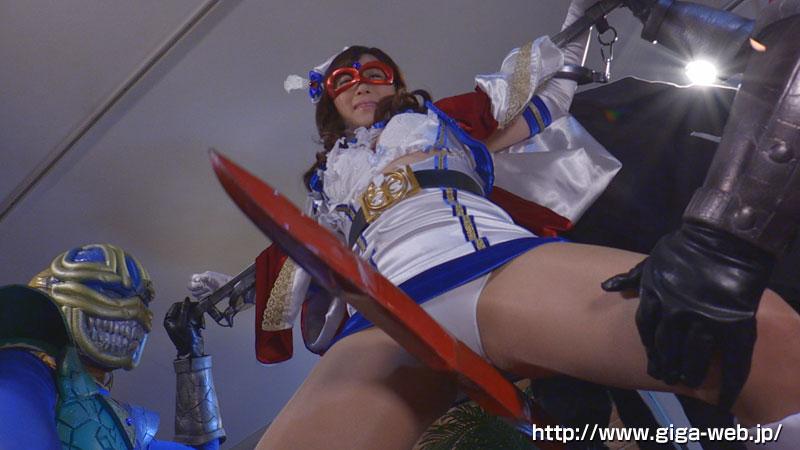 美魔女仮面フォンテーヌ ~禁断の夢艶肢体~016