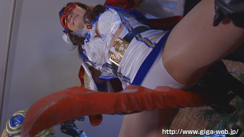 美魔女仮面フォンテーヌ ~禁断の夢艶肢体~017