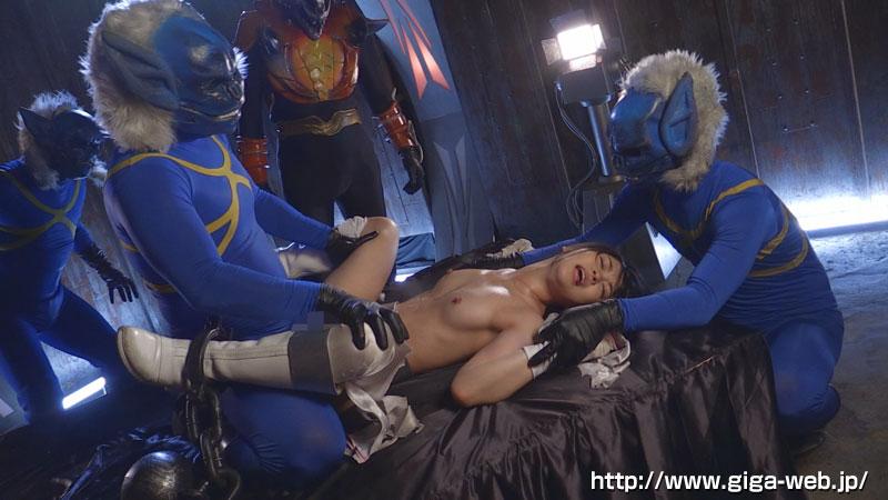 スーパーヒロイン鬼畜大陥落 チャージマーメイド完全版017