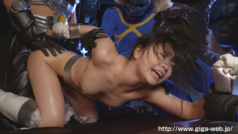 スーパーヒロイン鬼畜大陥落 チャージマーメイド完全版018
