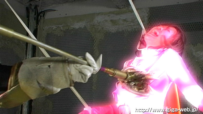ヒロインエネルギー吸収地獄019