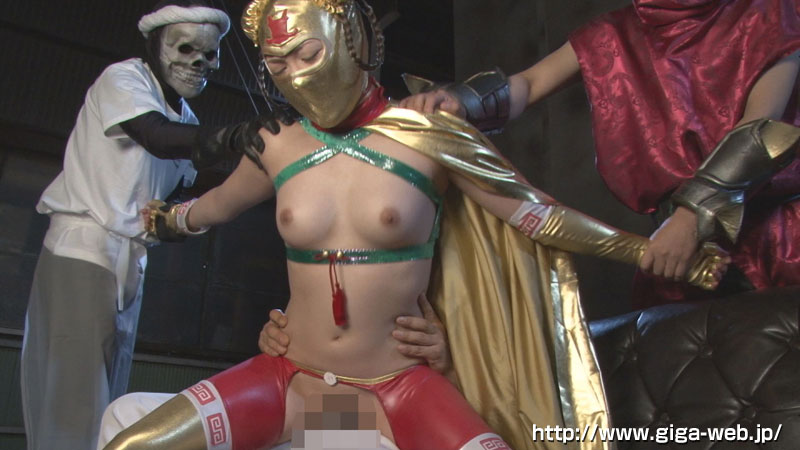 包包戦女!パオパオレディー ~Dr.インギンの野望 現れたチン・ポーコー!~019