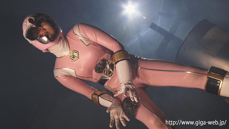 ヒロイン討伐Vol.96 銀河戦隊バトレンジャー バトピンク020