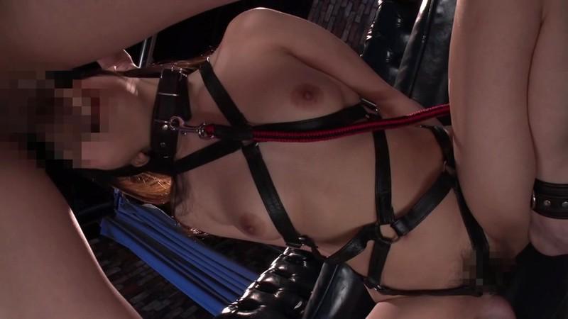 スパンキングで昇天するボンデージ美女に喉奥ハードイラマをプレゼント ! 2
