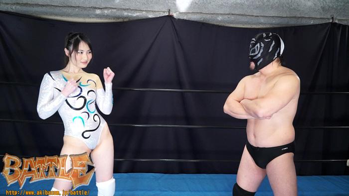 GODDESS~女神 体操選手 花城あゆが煩悩寺に挑戦!