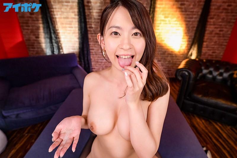 【VR】「ディープキスして…」 トロける激情接吻Sex VR 梓ヒカリ