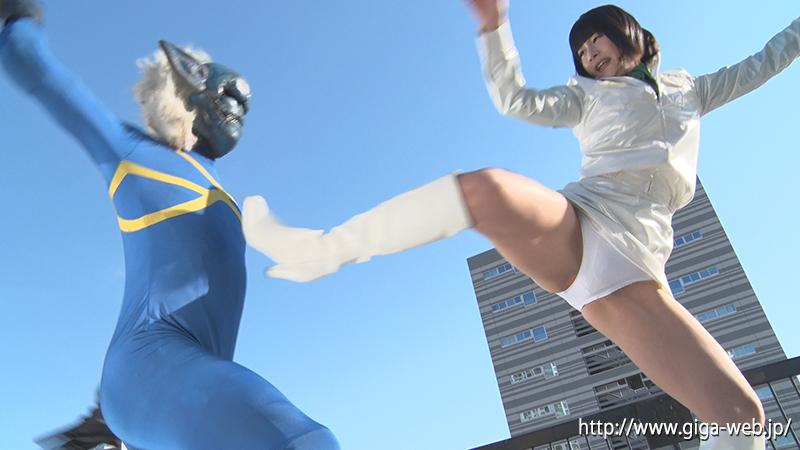 スーパーヒロイン危機一髪!!Vol.77 チャージマーメイドVS淫獣チンカリー001