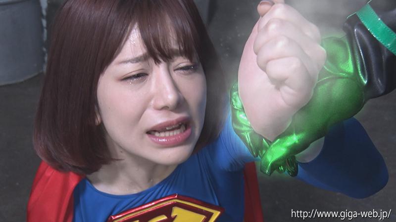 スーパーレディーVS鉱石怪人 ~無力化されたヒロイン~008