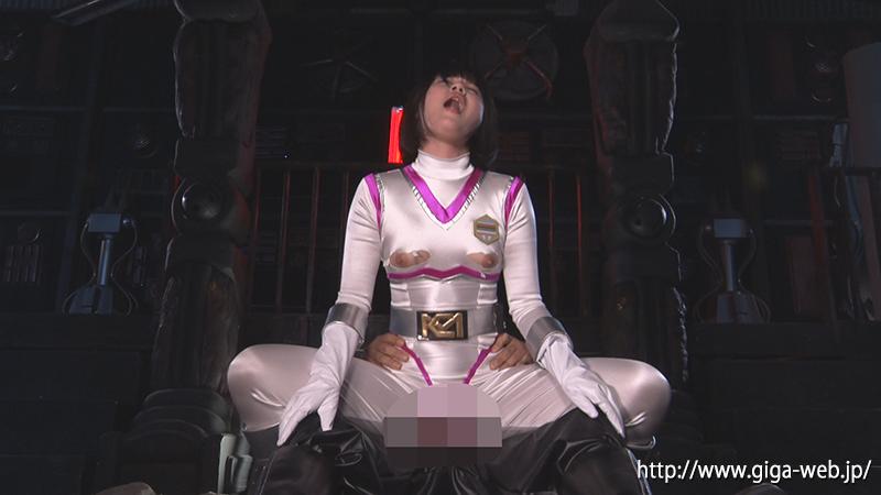 スーパーヒロイン危機一髪!!Vol.77 チャージマーメイドVS淫獣チンカリー018