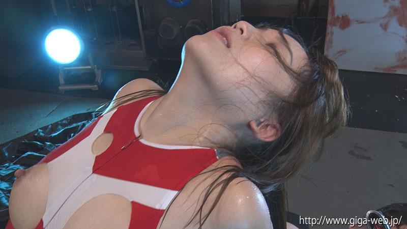 聖心特装隊セイントフォース Final.4 ~姦獄の聖女、穢された肉体~026