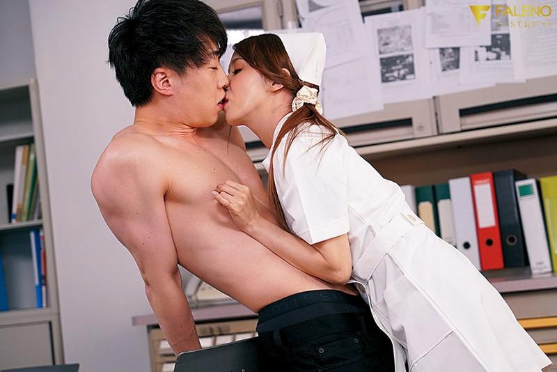 お漏らし看護婦長はGokkun痴女 友田彩也香