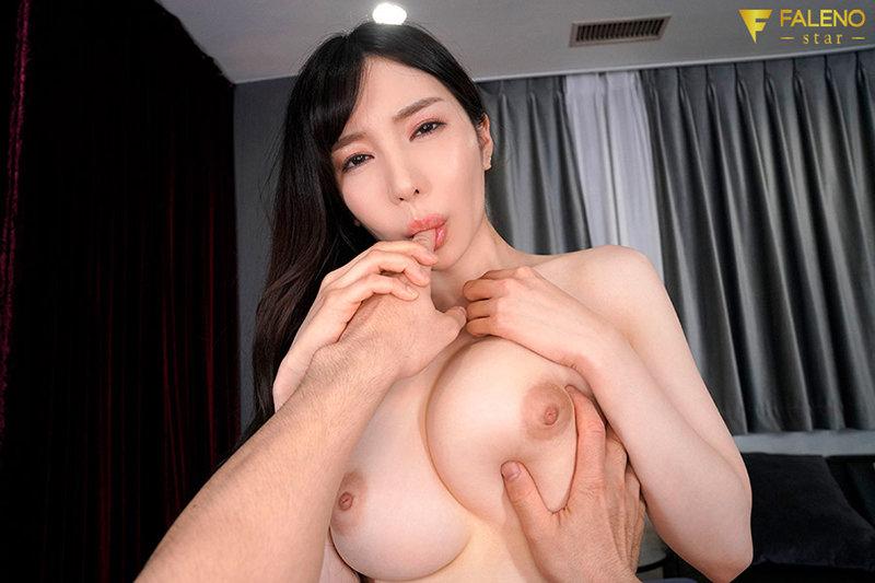 【VR】男を骨抜きにする常に舐めじゃくり全身リップ性交 小野夕子
