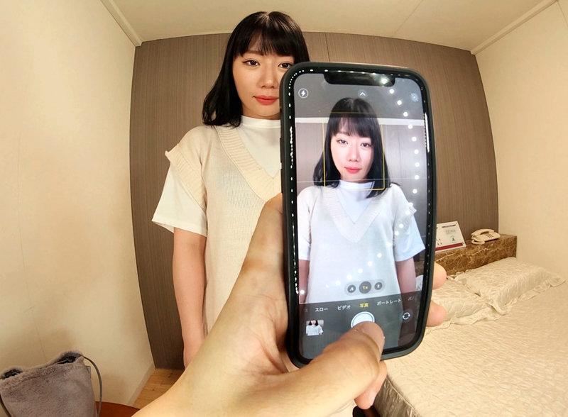 【VR】風俗体験入店~巨尻女子大生、初めての風俗バイト~ 川原りま