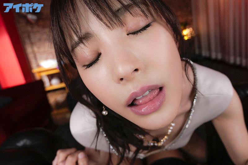 【VR】「チューしょっか?」 トロけるディープキス激情接吻Sex VR 桃乃木かな