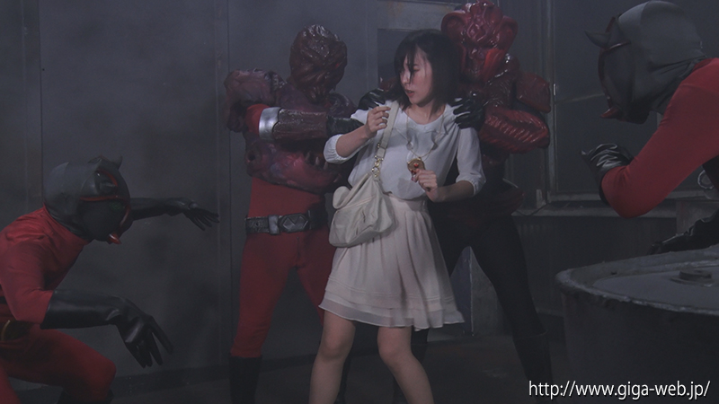 触手十字架地獄7 仮面美聖女戦士エクリプス002