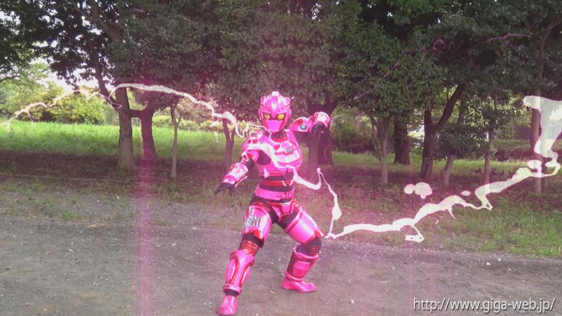 獣甲特装ディノベイター ~最強の悪のメタル戦士君臨~008
