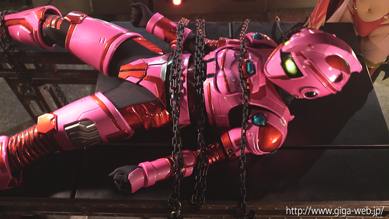 獣甲特装ディノベイター ~最強の悪のメタル戦士君臨~011