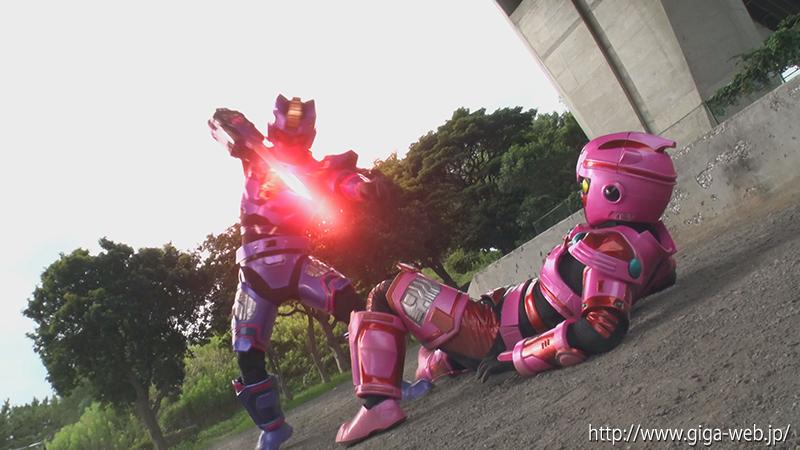獣甲特装ディノベイター ~最強の悪のメタル戦士君臨~015
