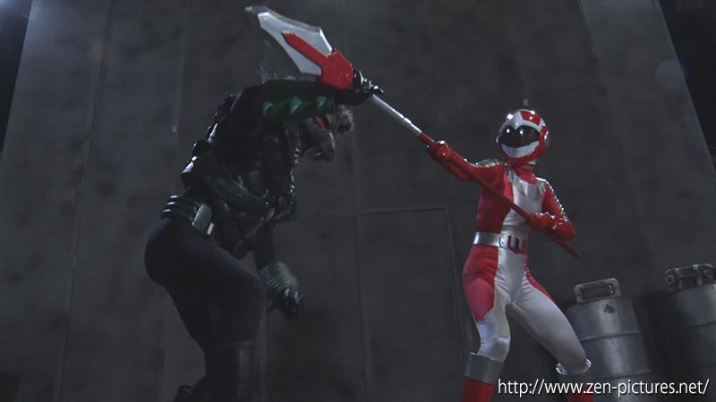退魔巫女戦騎トリプルランサー2021 復活!地獄の三悪鬼017