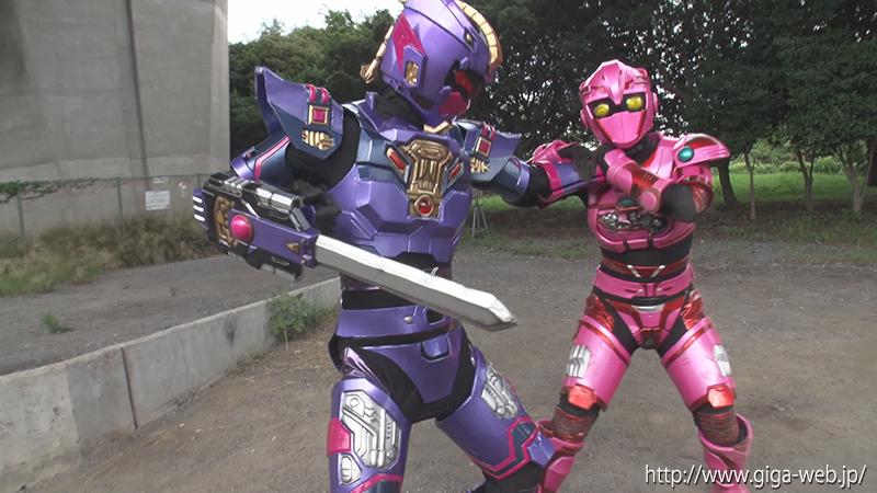 獣甲特装ディノベイター ~最強の悪のメタル戦士君臨~017