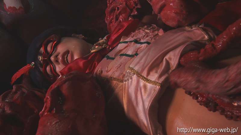 触手十字架地獄7 仮面美聖女戦士エクリプス018