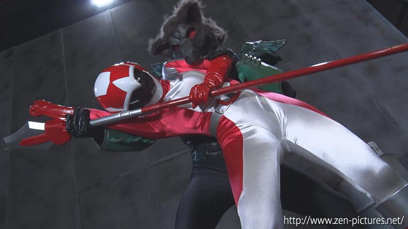 退魔巫女戦騎トリプルランサー2021 復活!地獄の三悪鬼019