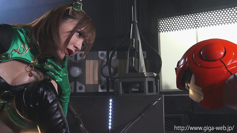 悪の女幹部ヒーロー陥落 冥獣拳ヒルバ021