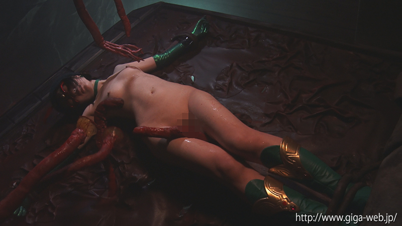 触手十字架地獄7 仮面美聖女戦士エクリプス030
