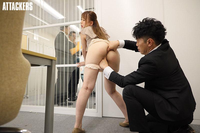 社長令嬢のアナルを社内で●す! 桜香美羽