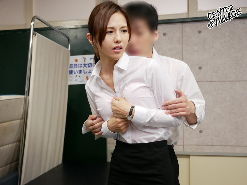 声が出せない絶頂授業で10倍濡れる人妻教師 武藤あやか