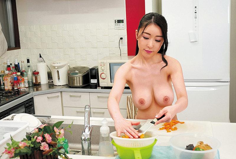 はだかの主婦 三鷹市在住中野七緒(37)